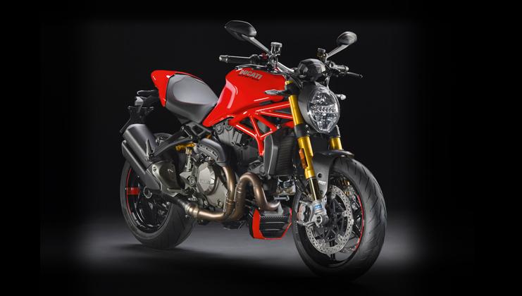 אופנוע כביש מונסטר 1200 S