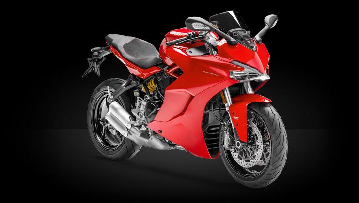 אופנוע ספורט SuperSport A1