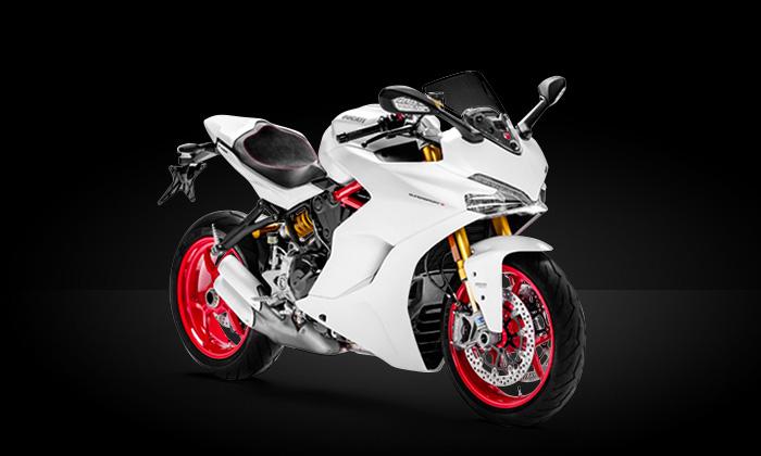 אופנוע ספורט SuperSport S