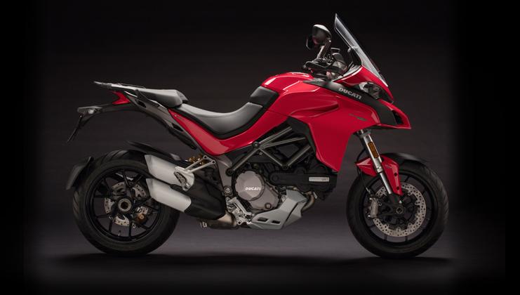 אופנוע האדוונצ'ר מולטיסטראדה 1260