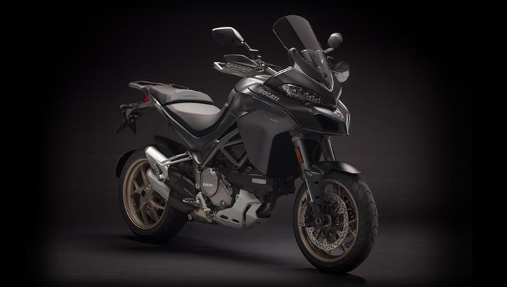 אופנוע אדוונצ'ר מולטיסטראדה 1260 S