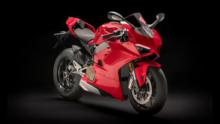 אופנוע ספורט פניגאלה V4